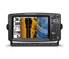 Sonda/GPS/Plotter Humminbird 999CX SI Combo
