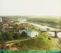 Витебск. Часть города с Западной Двиной.