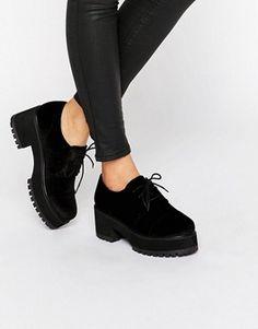 Женская обувь   Туфли на каблуке и на танкетке, сандалии, ботинки   ASOS