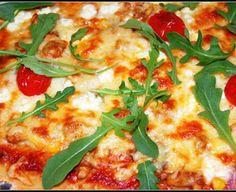 Hjemmelaget Glutenfri Pizza