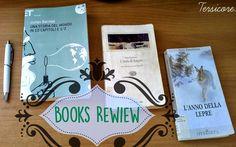 Tersicore: Books Rewiew: le letture del mese #1! Una storia d...