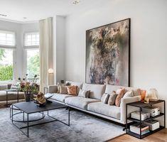 Living Room Interior, Living Room Decor, Beautiful Living Rooms, Cabin Homes, Decoration, Living Room Designs, Modern Furniture, Diy Home Decor, Sweet Home