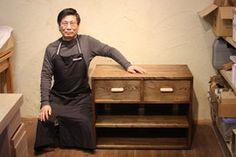2012年12月12日 みんなの作品【キャビネット】|大阪の木工教室arbre(アルブル)