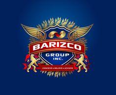 barzico group logo design by Petr Barak / malbardesign.com
