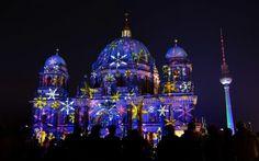 Festival of Lights. A Berlino va in scena la grande manifestazione dedicata alla luce- Un circo di ghiaccio: le spettacolari sculture in mostra in Germania -