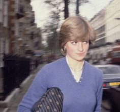 the Waxbitch®' The young and beautiful Lady Diana Frances Spencer