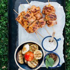 Antonínův kuřecí špíz – recept krok 4 Korn, Tandoori Chicken, Ethnic Recipes