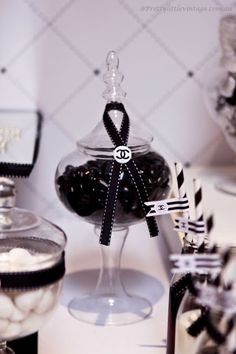 Little Big Company   The Blog: Chanel No. 30 Themed Table by Pretty Little Vintage Melbourne