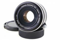 Canon 50mm F/2.8 Lens Leica Screw Mount LTM L39 from Japan 24503 MINT- #Canon Canon Lens, Leica, Beats Headphones, Mint, Japan, Ebay, Japanese, Peppermint