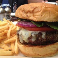Burger | Steakhouse 85 | New Brunswick, NJ