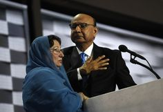 The father of Muslim soldier killed in action just delivered a brutal repudiation of Donald Trump