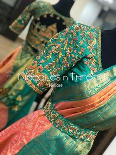 Cutwork Blouse Designs, Pattu Saree Blouse Designs, Fancy Blouse Designs, Bridal Blouse Designs, Blouse Neck Designs, Traditional Blouse Designs, Stylish Blouse Design, Designer Blouse Patterns, Sarees