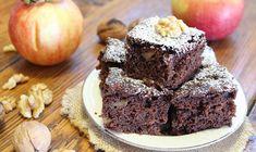 Brzi kolač s jabukama, orasima i grožđicama!