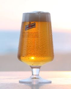 San Miguel beer. Beautiful!