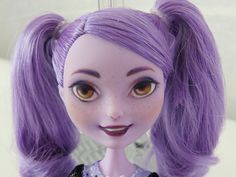 Custom Repainted OOK Doll by SuddenlyToaster on Etsy