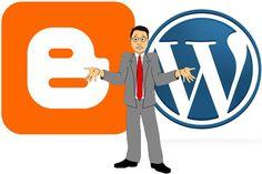 Blogger o Wordpress sirven para la creación de portfolios digitales