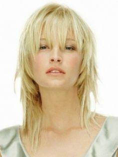 Blonde Shag