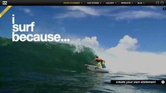 Web Sites Featuring Video as a Background