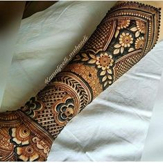 intricate mehndi ✨ // by