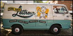 Truck Lettering, Vintage Lettering, Van Signs, N Logo Design, Vehicle Signage, Commercial Van, Van Wrap, Sign Writing, Sign Display