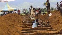 Las inundaciones en Sierra Leona ya dejan más de 400 fallecidos