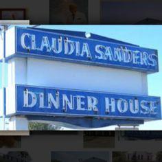 Claudia Sanders in Simpsonville, KY