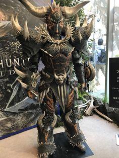 Nergigante armor IRL
