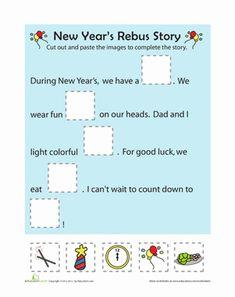 Christmas Rebus Story   Pinterest