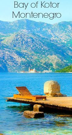 Holiday on the Bay of Kotor, Lepetane, Montenegro // Heart My Backpack:
