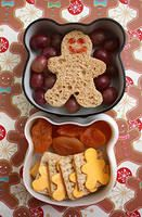Jelly Gingerbread Man