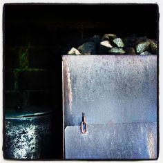 Old smoke sauna, Finland Finland, Smoke, Painting, Vintage, Art, Art Background, Painting Art, Kunst, Paintings