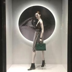 "DIOR, Ginza, Tokyo, Japan, ""I walk away...think you'd follow..."", pinned by Ton van der Veer"