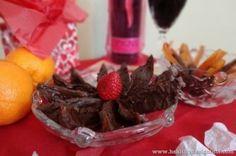 Valentine's Day Oranges in Dark Chocolate Nutrition, Valentines, Chocolate, Meat, Dark, Cooking, Breakfast, Healthy, Desserts