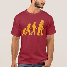 Shop Robot Evolution Sheldon Cooper Big Bang Theory T-Shirt created by Personalize it with photos & text or purchase as is! Big Bang Top, Tshirt Business, Evolution T Shirt, Jong Suk, Personalized T Shirts, Big Bang Theory, Cnblue, Tshirt Colors, Bigbang