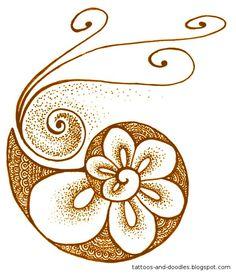 shell tattoos - Google Search