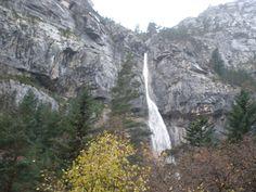 Broto (Huesca), cascada de Sorrosal, hecha en 2015, por Carmen hb