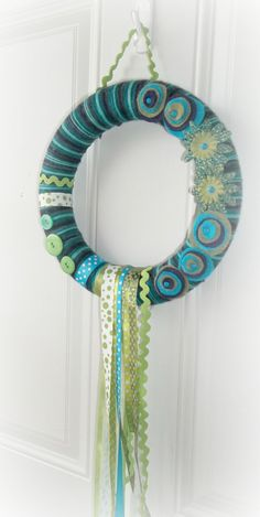 Fun and Whimsical, ~Visit our store on Etsy at, WreathsByEmmaRuth