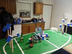 this attributed to one of the best parties I've ever been to at college