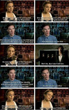 Sherlock and Mary
