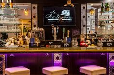 Le Rendez-vous in West Palm Beach invites you to brunch in your PJs.