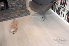 White Bamboo Flooring