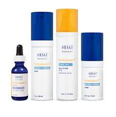 #Obagi Professional-C Products are formulated with L-ascorbic acid (Vitamin C) to help defend against the signs of skin aging.