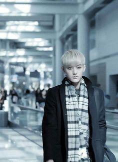 tao ♡ he should really start modeling more often ^^ #exo