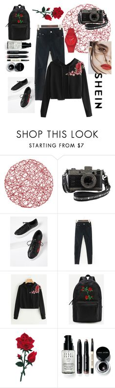 """""""Untitled #88"""" by roberta-sorrentino ❤ liked on Polyvore featuring Bobbi Brown Cosmetics, GUESS and Lily Jean"""