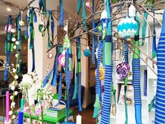 Designers Guild Christmas at our Kings road store