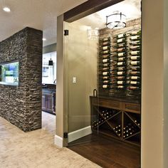 Wine Storage Design, Decor and Ideas