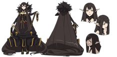 Semiramis is a character from the anime Fate/Apocrypha. Fate Assassin, Assassin Of Red, Character Sheet, Character Design, Semiramis Fate, Fate Servants, Sinbad, Female Anime, Face Characters