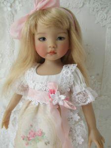 "13"" Little Darling Effner doll"