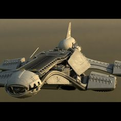 Spaceship HD by Pekdemir