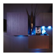 DIODER LED multi-use light IKEA You can shift automatically between 7 different colors or select 1 at a time.